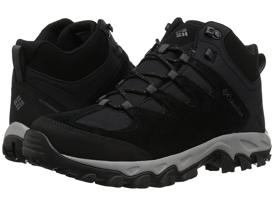 Columbia Buxton Peaktm Mid Waterproof (Black/Lux) Men