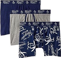 Boxer Brief - Logo Fashion 3-Pack