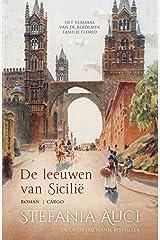 De leeuwen van Sicilië (Dutch Edition) Formato Kindle