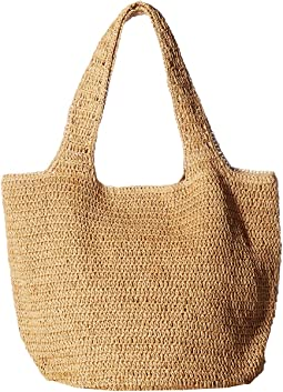Hat Attack - Straw Carryall