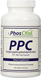 Nutrasal PhosChol, 900 Milligrams, 100 Softgels