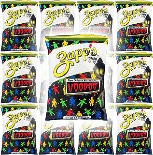 Best zapp's voodoo heat chips Reviews