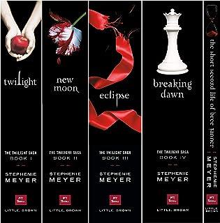 The Twilight Saga Complete Collection (English Edition)