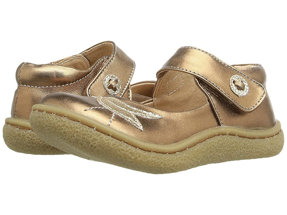 Livie & Luca Pio Pio (Toddler/Little Kid) (Copper Metallic) Girls Shoes