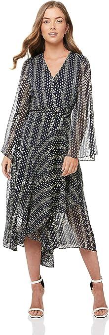 Cooper St Women's Sutton Wrap Midi Dress