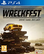 Wreckfest Playstation 4 (PS4)