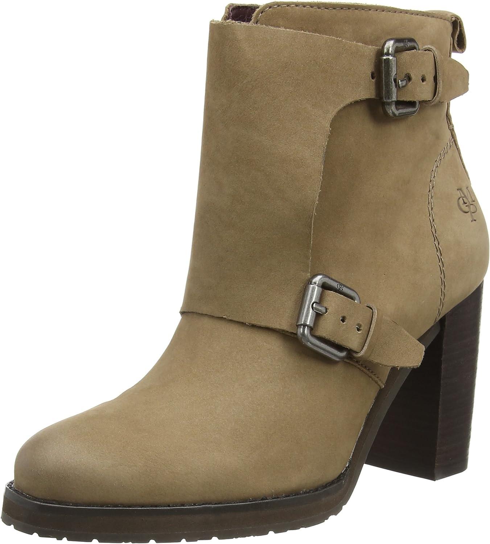Marc O'Polo 50713016201202 High Heel Stiefelie Damen Kurzschaft Stiefel    Ausreichende Versorgung