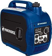 Powerhorse Portable Inverter Generator – 2000 Surge Watts, 1600 Rated Watts, CARB Compliant