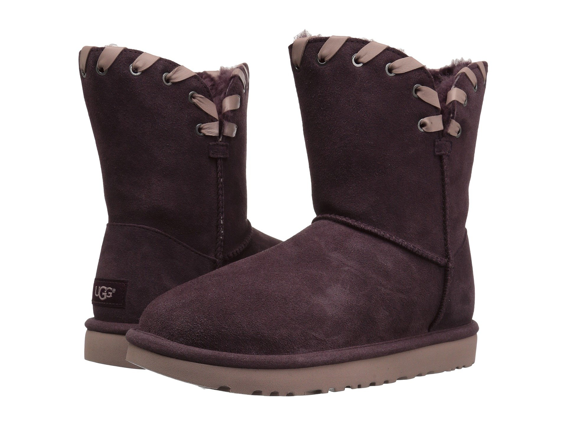 UGG Aidah (Port) Women's Cold Weather Boots