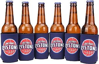 Kolder NBA 6 Pack Bundle Neoprene Bottle Coozies