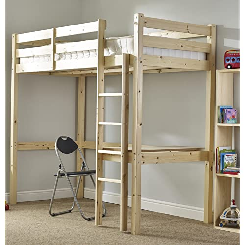 Loft Bed With Desk Amazon Co Uk