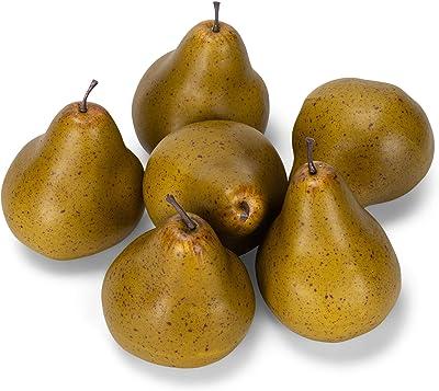 RAZ Imports Pears, Set of 6