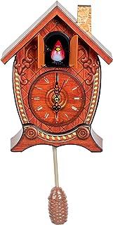 Sonido tradicional reloj de cuco