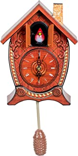 Best traditional cuckoo sound clock Reviews