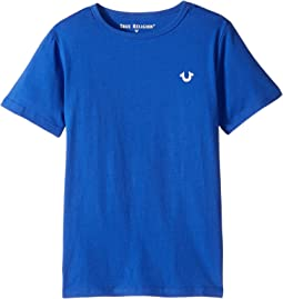 True Religion Kids - Shoestring Horseshoe Tee Shirt (Big Kids)