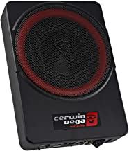"Cerwin Vega VPAS10 10"" 2Ω 550W Max / 200W RMS Powered Active Subwoofer Enclosure + Bass Knob"