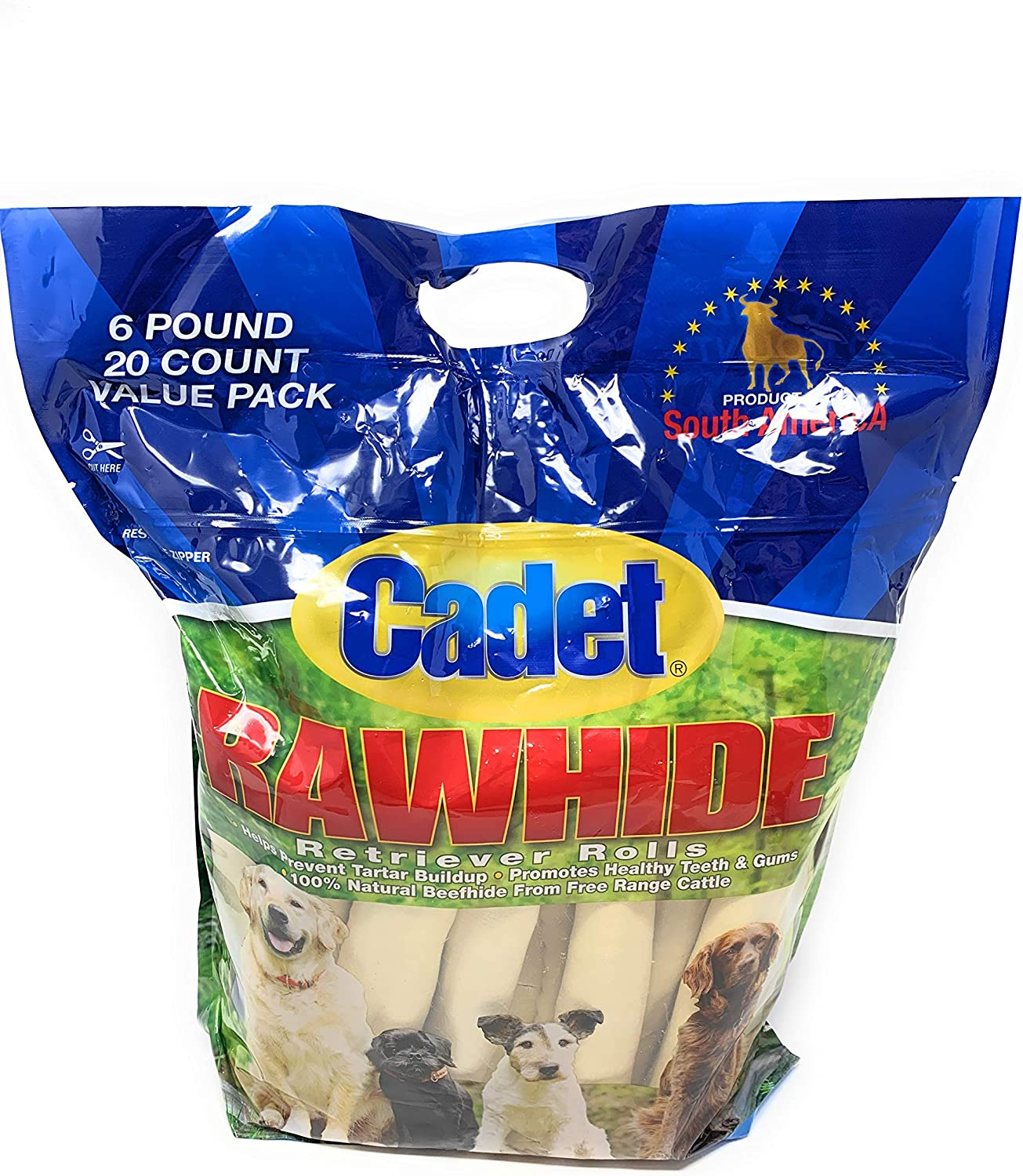 HDP Cadet Retriever Rolls Cheap Challenge the lowest price mail order specialty store Rawhide 10