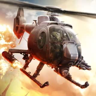 Gunship Helicopter 2019