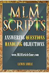 MLM SCRIPTS: Recruiting and Handling Objections (English Edition) eBook Kindle