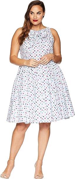 Plus Size Doheny Swing Dress