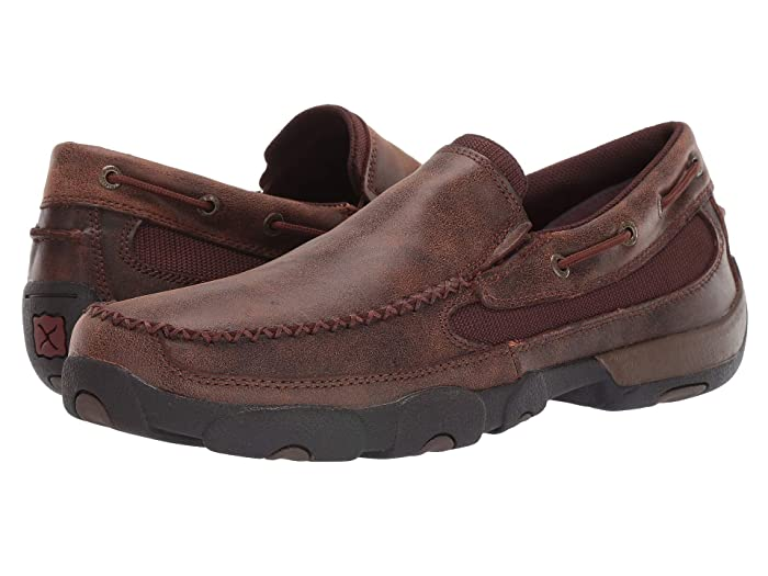 Twisted X  MDMS009 (Brown) Mens Shoes