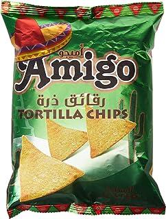 Amigo Tortilla Chips Salt - 100 gm