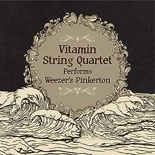Best vitamin string quartet pinkerton Reviews