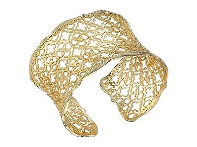 Kendra Scott Candice Bracelet (Gold) Bracelet