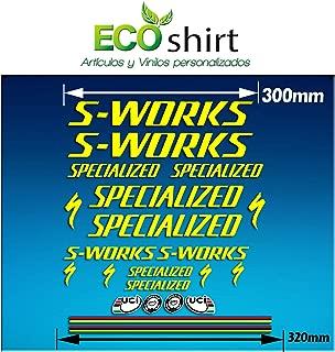 5 cm Dp113 Aufkleber Autocollants Adesivi Moto Decals Ecoshirt SY-F2ZK-NTQY Pegatinas Stickers OSSA Ref