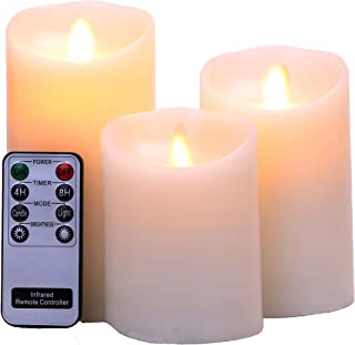 Flameless Candles 4