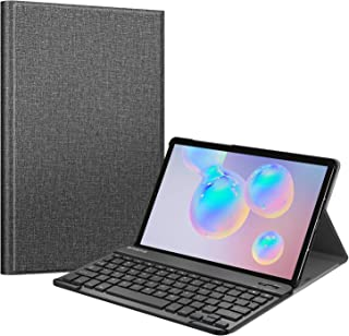 """Fintie Keyboard Case for Samsung Galaxy Tab S6 10.5"""" 2019 (Model SM-T860/T865/T867), [Supports S Pen Wireless Charging] Sl..."""
