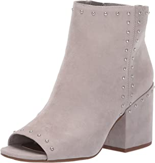 Sam Edelman Circus Women's Kathi Microsuede Studded Open Toe Ankle Boot