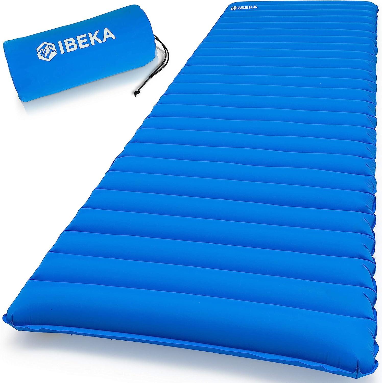 IBEKA Sleeping Pad – Inch Inflatable Thick 3.2 Max 51% OFF Max 89% OFF