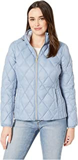 Women's Quilted Nylon Packable Down Jacket M823965M