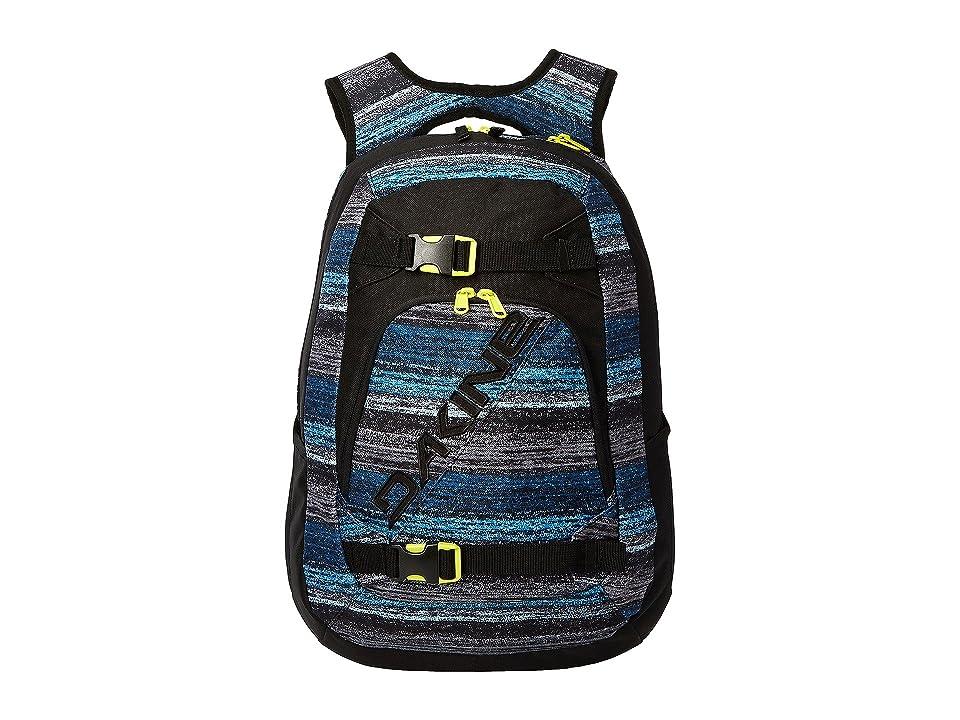Dakine Explorer Backpack 26L (Distortion) Backpack Bags