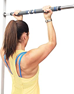 Bulfyss Pull up Bar, Chin up Bar Door Way Door Mounts for Home, Gym, Fitness, Exercise for Men and Women