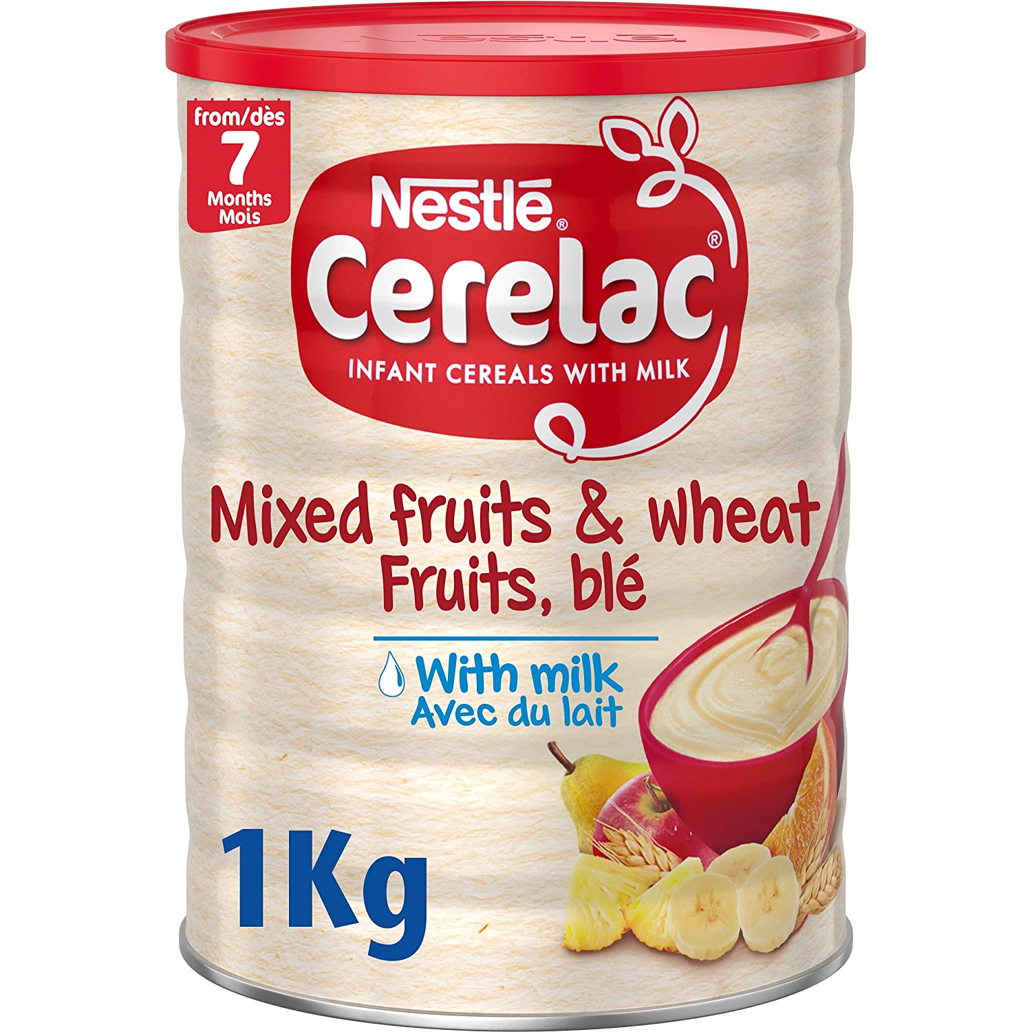 Nestle Cerelac Infant Cereal with Atlanta Mall Ultra-Cheap Deals 35.2 mixed Wheat Milk fruit