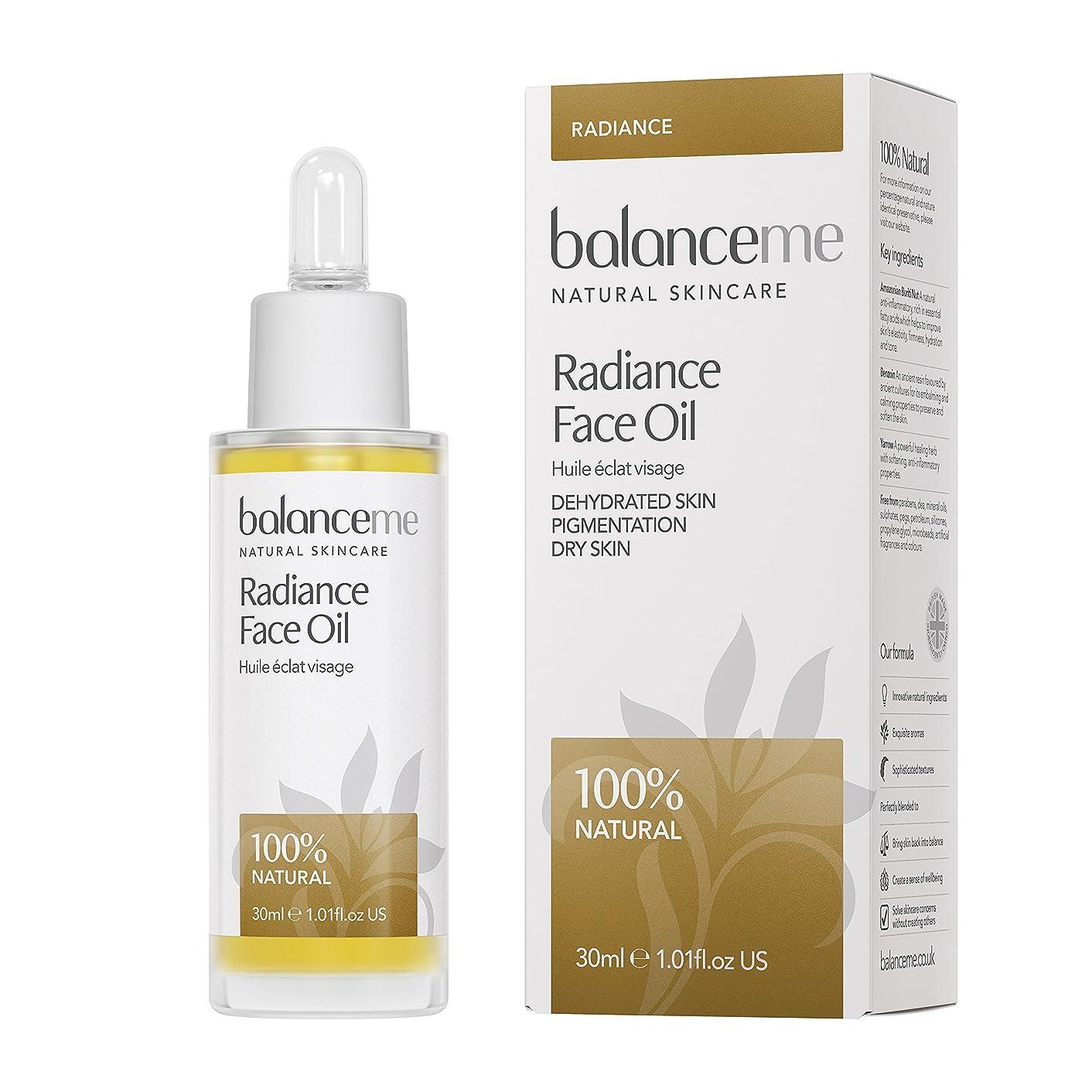 Balance Me Radiance Face Oil 30 ml