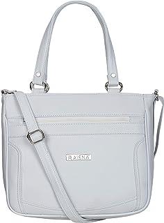 Aisna Women's Kate Handbag(ASN-196)(Light Blue)