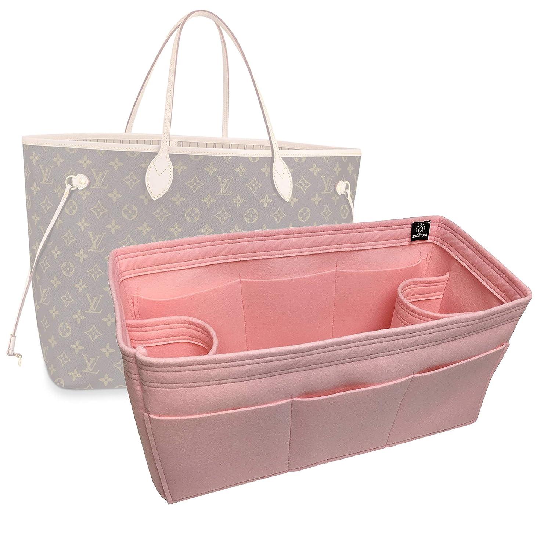 Bag Organizer for LV Neverfull GM Co 20 Felt Be super 1 year warranty welcome Handmade Premium -