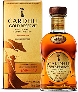 Cardhu Gold Reserve Single Malt Scotch Whisky 1 x 0.7 l