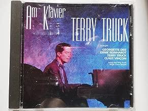 Am Klavier TERRY TRUCK - Live Concert Berlin 1992 Audio CD Gay Aids Benefit
