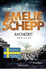 Rachezeit: Thriller (Jana Berzelius 6) (German Edition) Format Kindle
