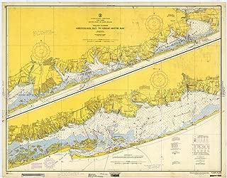 shinnecock bay nautical chart