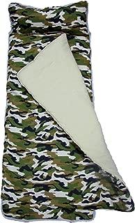 SoHo Toddler Cotton Nap Mat, Green Camouflage