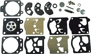 Carburetor Repair/Rebuild Kit Replaces Walbro K10-WAT for STIHL Husqvarna McCulloch Echo Chainsaw Edger Trimmer