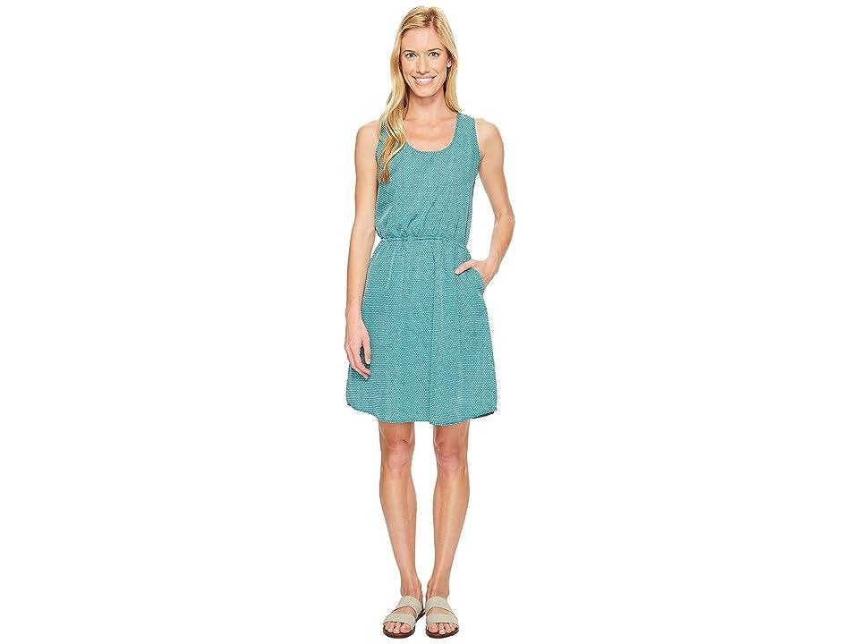 Mountain Khakis Emma Dress (Ivy Pebble) Women