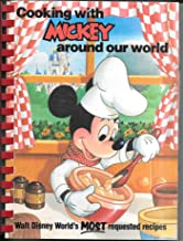 Walt Disney World's Cooking with Mickey around our world