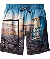 Molo - Nario Swim Shorts (Little Kids/Big Kids)