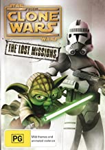 Star Wars The Clone Wars: The Lost Missions (DVD)